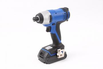 18V Cordless li-ion impact screwdriver