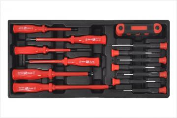21PCS SCREWDRIVER & HEX KEY