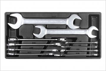 10PCS COMBINATION  SPANNER SET