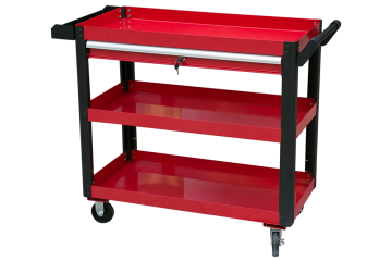 UTILITY TOOL CART WITH ONE DRAWER
