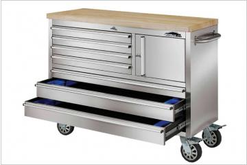 48Inch Stainless Steel Tool Cabinet