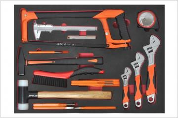 18 PCS TOOLS SET