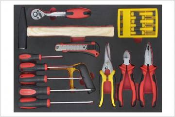 17 PCS HAND TOOLS SET