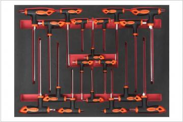 18 PCS TOOL SET WT01N1327