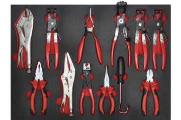 12PCS Plier Set