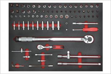 82PCS EVA TOOLS KIT