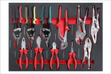 11PCS  Professional Pliers Set