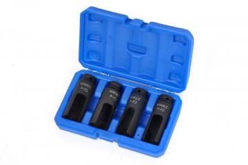4-piece Injector Socket Set