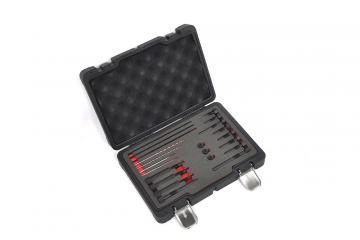 Glow Plug Electrodes Removal Tool Set, M8 & M10