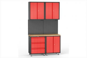 7pcs Garage Organization Collection