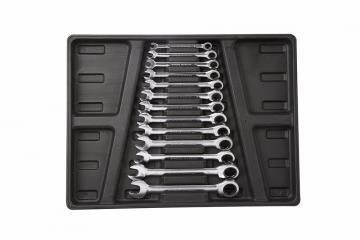 13PCS RATCHET WRENCH SET