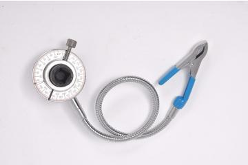 1/2 Inch Torque Setting Angular Gauge, int. Square Head, Clip Arm