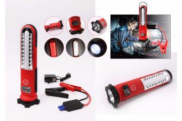 Multi-function LED Work Light(5 IN 1) / Jump Starter / Power bank