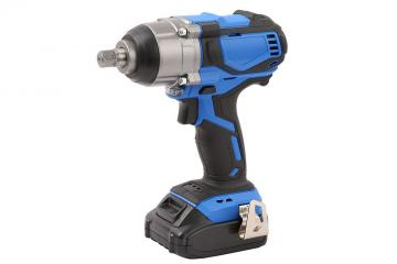 18V Brushless Li-ion Impact Wrench-400Nm