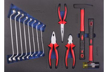 13PCS TOOLS SET
