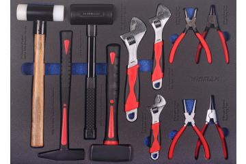 11PCS TOOLS SET