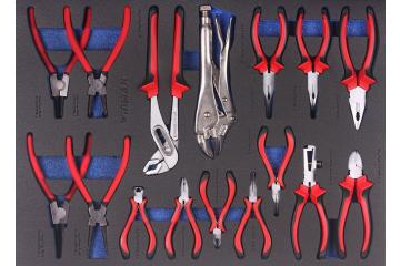 16PCS PLIERS SET