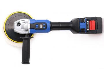 Cordless brushless Polisher