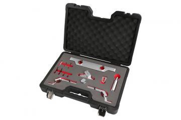 Engine Timing Tool Set Opel/Vauxhall/Saab/Chevrolet 4 Turbo Twin Cam Diesel 2.0L, 2.4 L