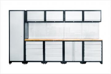15 Pieces Garage Organization Collection