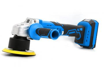 18V Cordless Orbital dual action polisher