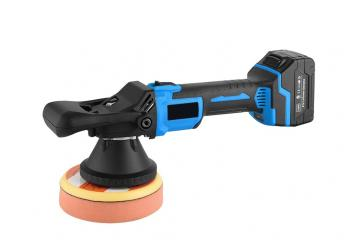 18V Brushless Orbital dual action Polisher