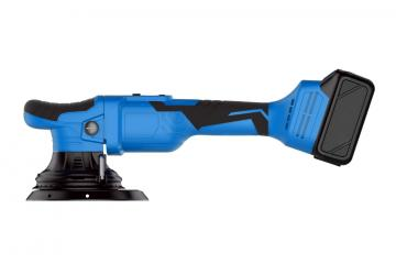 18V Cordless brushless orbital dual action polisher