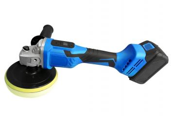 18V Li-ion Cordless brushless rotary Polisher