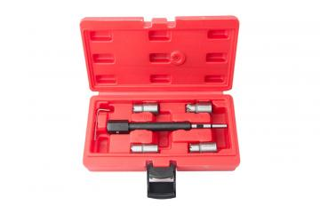 5PCS DIESEL INJECTOR SEAT CUTTER SET