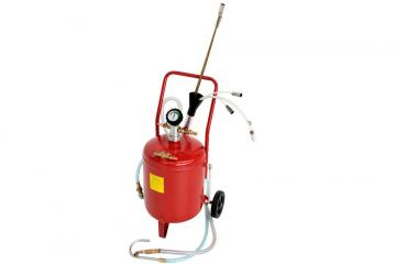 OIL EXTRACTOR WITH PROBES