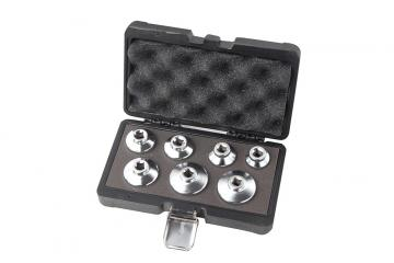 7 PIECE OIL FILTER SOCKET SET