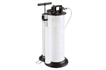 9 LITRE PNEUMATIC FLUID EXTRACTOR