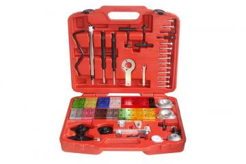 63PCS FIAT//ALFA//LANCIA ENGINE TIMING TOOL KIT