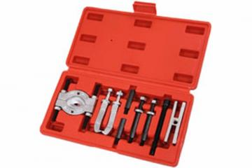 MINI BEARING SEPARATOR SET 9PCS Containing bearing separator, yoke and extensions
