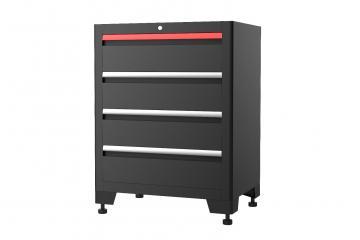 4-Door Cabinet:711x507x896mm