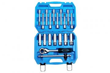 19pcs ½inch Drive Shock Absorber Tool Set
