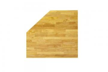 Corner  Rubber wood board