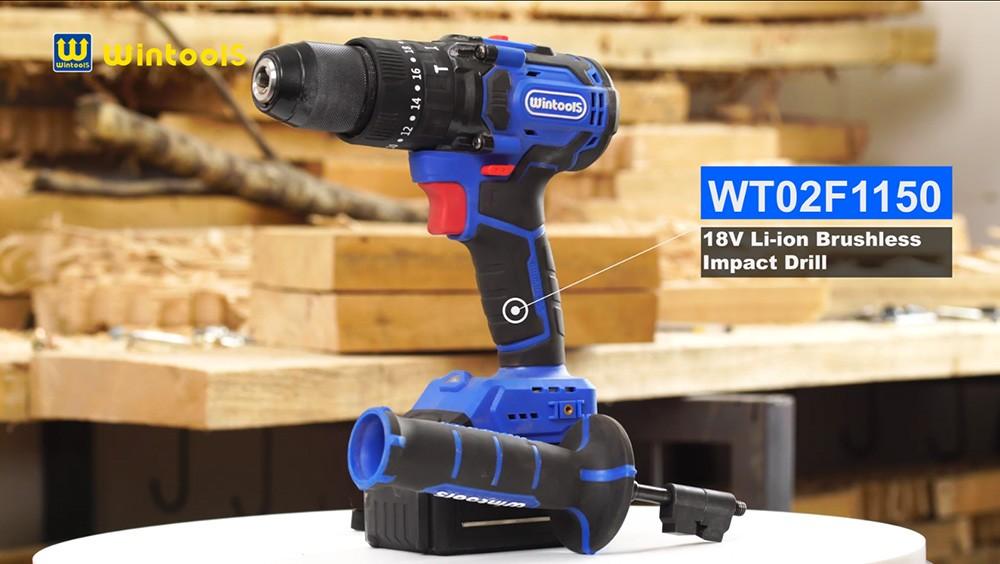brushless impact drill