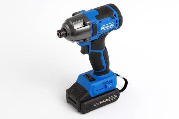 20V li-ion Cordless Brushless impact screwdriver