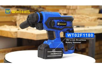 20V Brushless Rotary Hammer