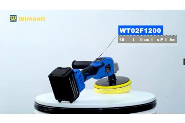 18V Li-ion Cordless brushless Polisher