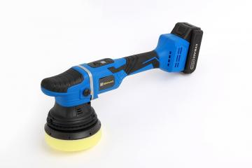 18V Li-ion Cordless brushless dual action Polisher