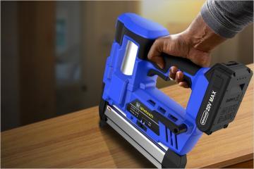 20V Li-ion  Cordless 2-inch Nailer Stapler